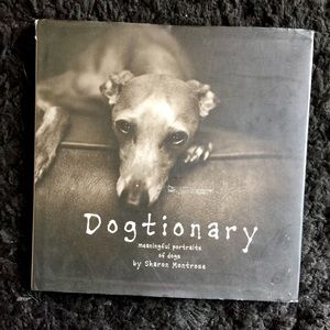 Dogtionary book -a must have for any dog lover